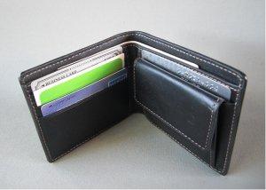 画像2: 竹張り財布3
