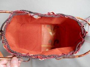 画像4: 竹バッグ巾着 49