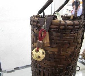 画像5: 竹バッグ56