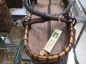 画像2: 竹バッグ56