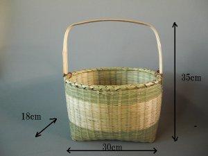 画像1: 竹篭11