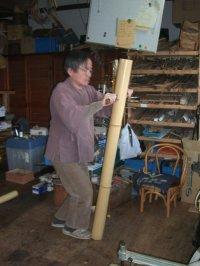 竹割り1日体験