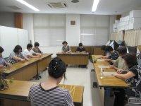 川口竹かご教室
