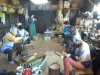 竹のワークショップ
