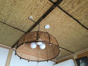 画像1: 竹編天井、建具5