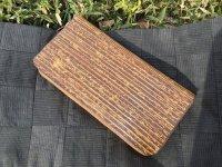 竹張り財布2