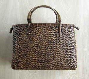 画像1: 竹バッグ2