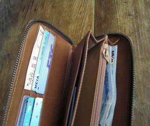 画像3: 竹張り財布3