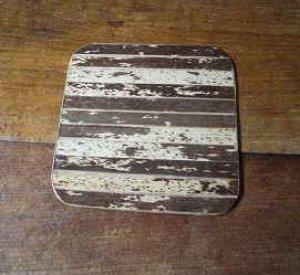 画像1: 虎竹コースター