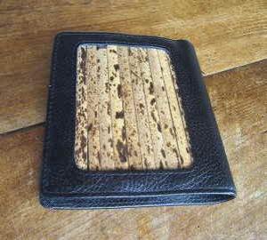画像1: 竹装飾財布1