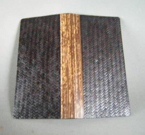 画像1: 網代財布1