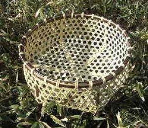 画像1: 茶碗かご4