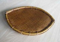 竹かご盛り器1