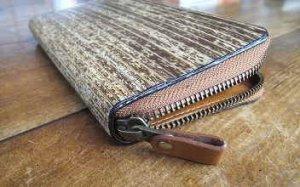 画像4: 竹張り財布2