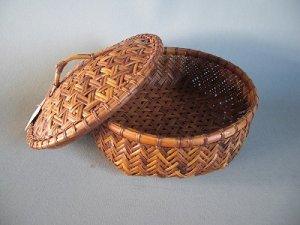 画像2: 竹かご菓子器1
