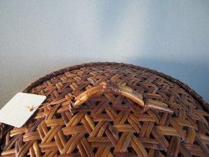 画像3: 竹かご菓子器1