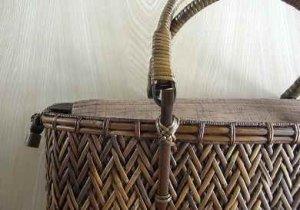 画像2: 竹バッグ2